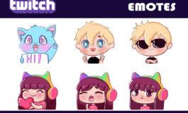 Custom emotes!