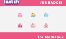 Custom sub badges
