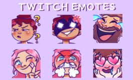 Stylised Custom Emotes