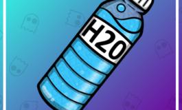 Twitch Emote: Hydrate Drink Water