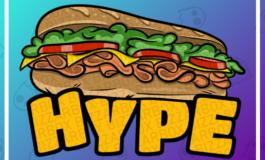 Twitch Emote: Sub Hype