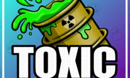 Twitch Emote: Toxic