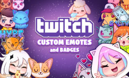 Custom cute emotes for your steam