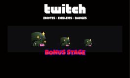 Custom Twitch Emotes Varied ideas